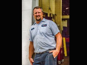 Rob Pitts - The Owner of Konen's Pittstop